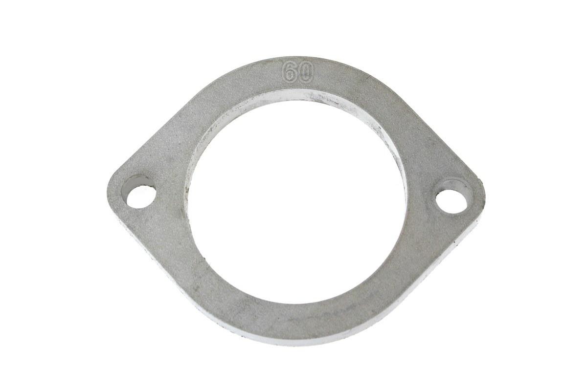 Flansza łącznik układu wydechowego 60mm 2 śruby - GRUBYGARAGE - Sklep Tuningowy